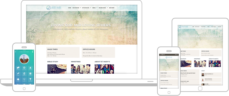 WeConnect Website and App